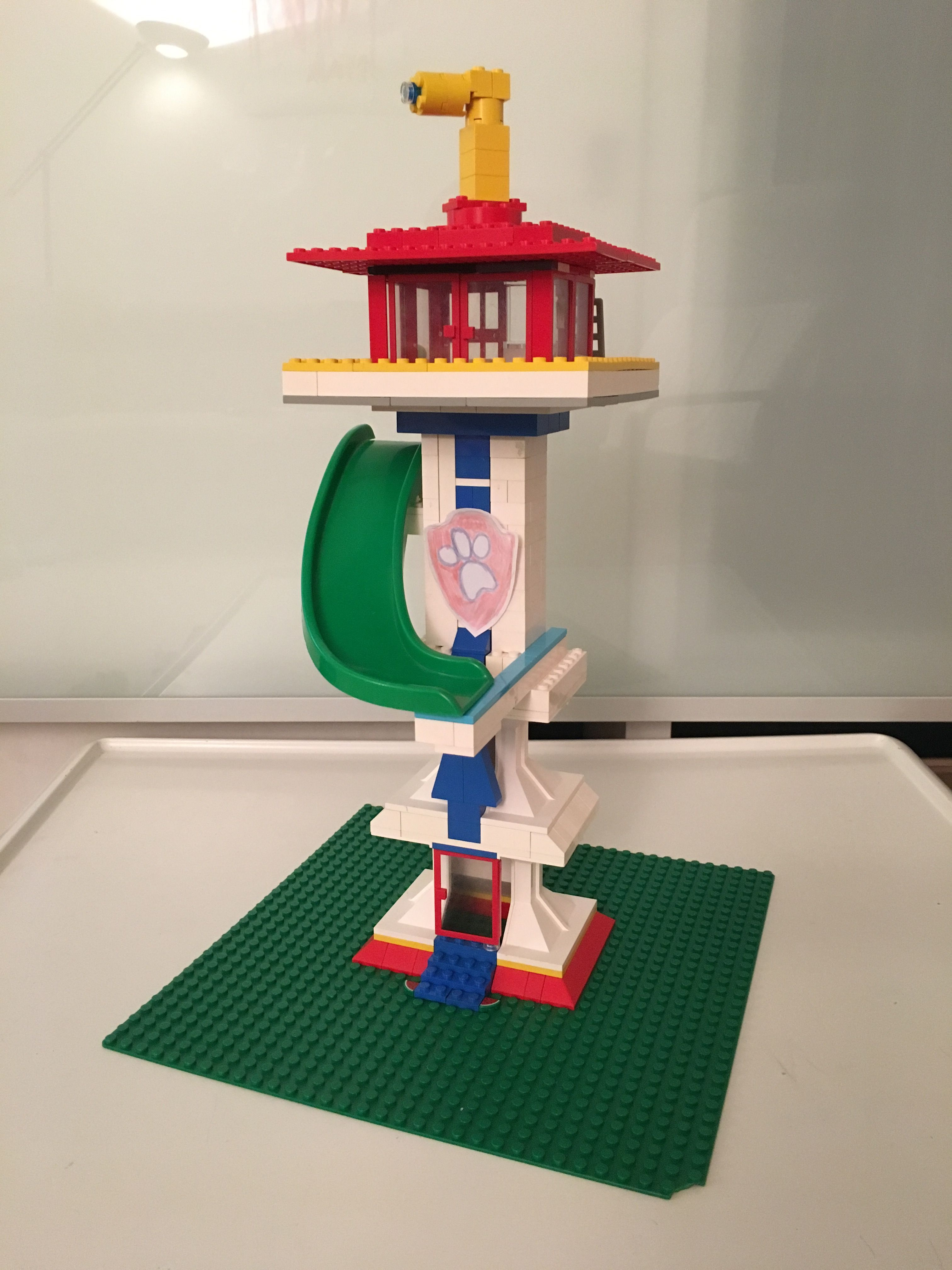 Lego Paw Patrol Tower Turm Torre Tour Ian S Favourite Things