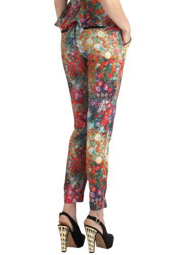 Let Down Your Garden Pants, #ModCloth