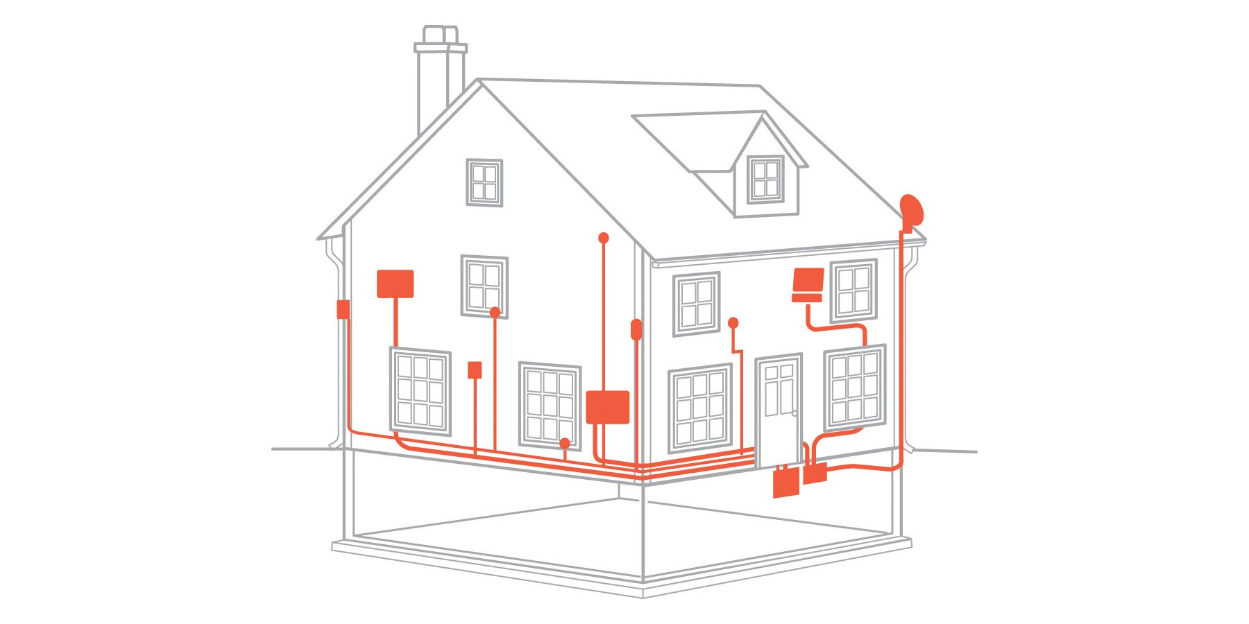 From The Ground Up Electrical Wiring Home Pinterest Old Diagrams Setting An System For Maximum Safety And Convenience