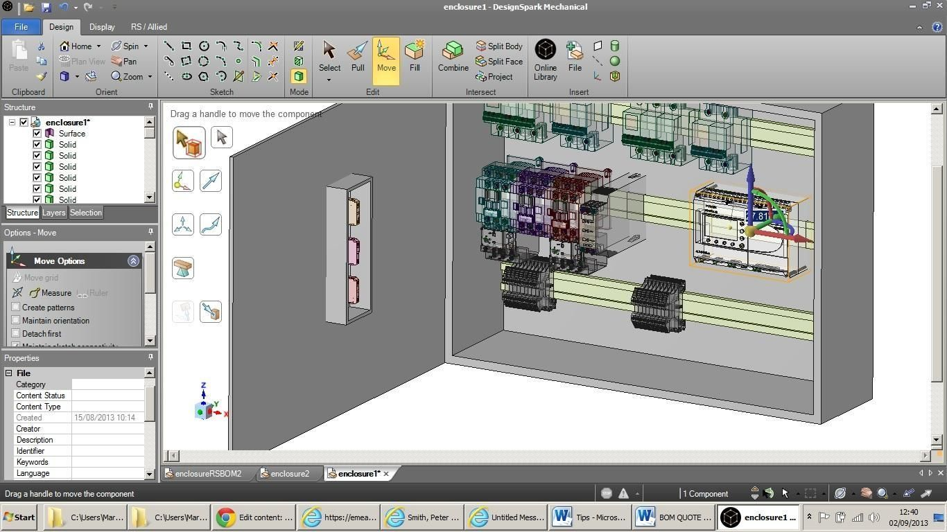 Free To Download Designspark Mechanical To Bring 3d Design To Everyone 3dprintingsoftware Printing Software 3d Design Convention Booth Design