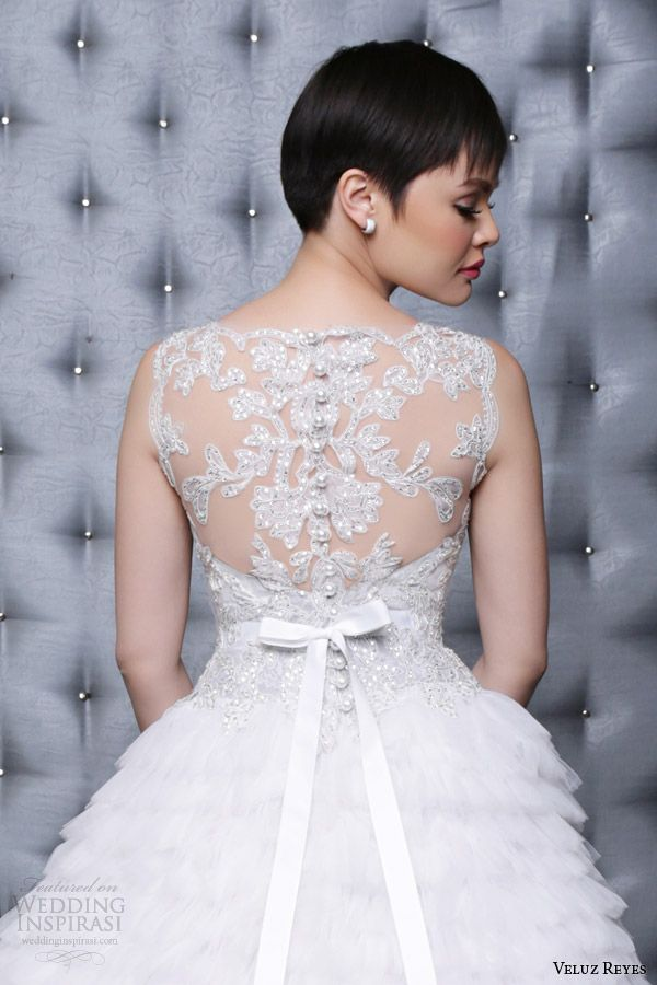 Veluz Reyes 2014 Ready-to-Wear Bridal Collection | Wedding dresses ...