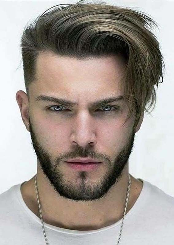 40 Modern Haircuts Hairstyles For Boys In 2019 With Images Cool Hairstyles For Men Men Haircut 2018 Mens Hairstyles