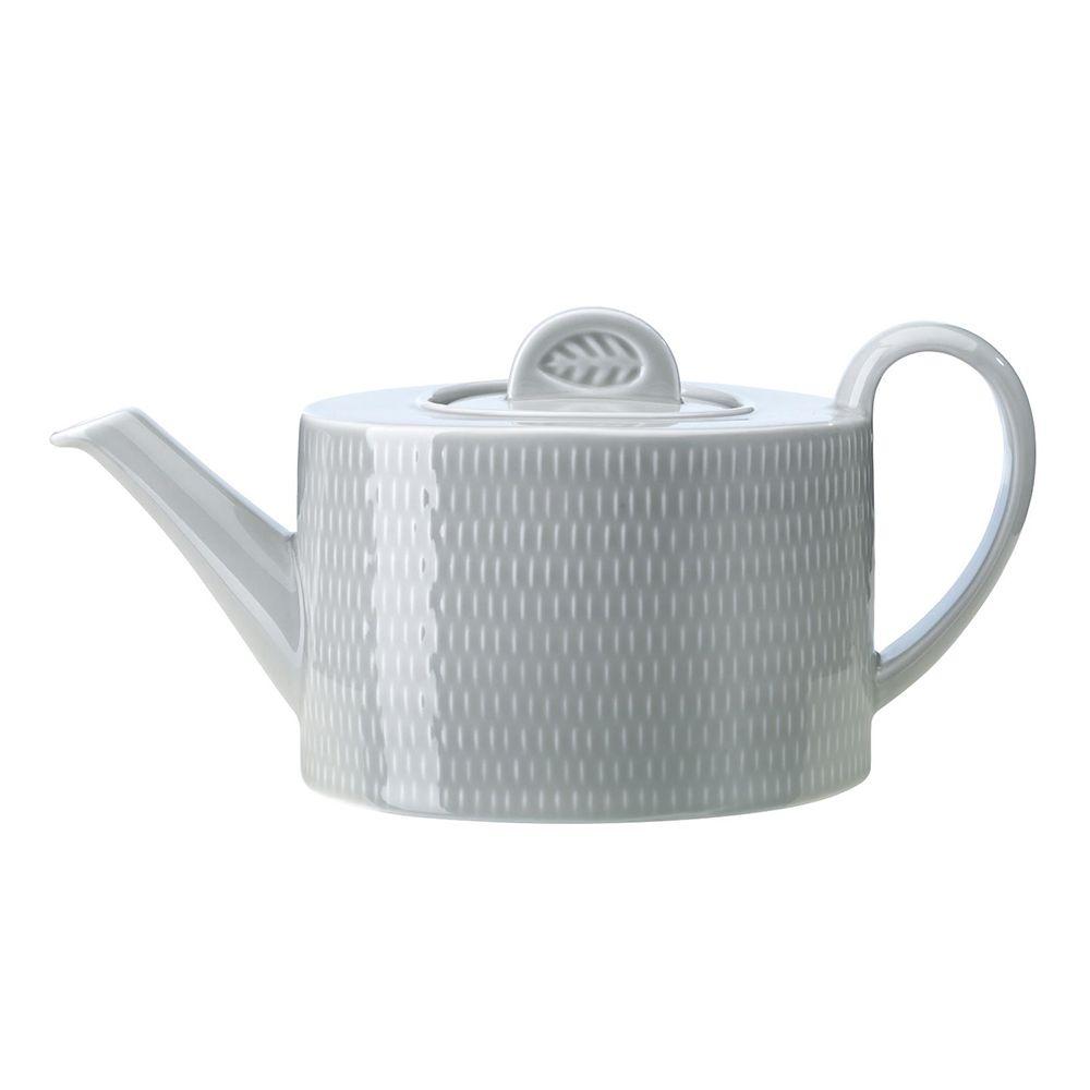Spm Tekanne 1 2l Gra Rorstrand Tea Pots Tea Ceramic Design