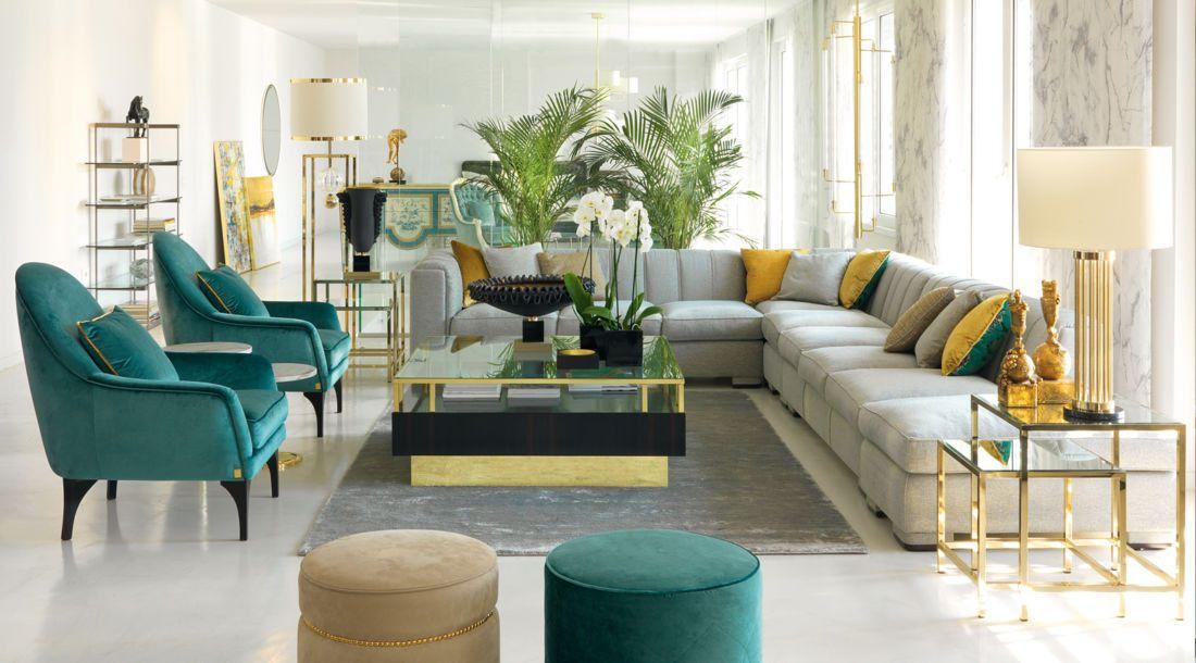 Living Zanaboni Luxury Furniture