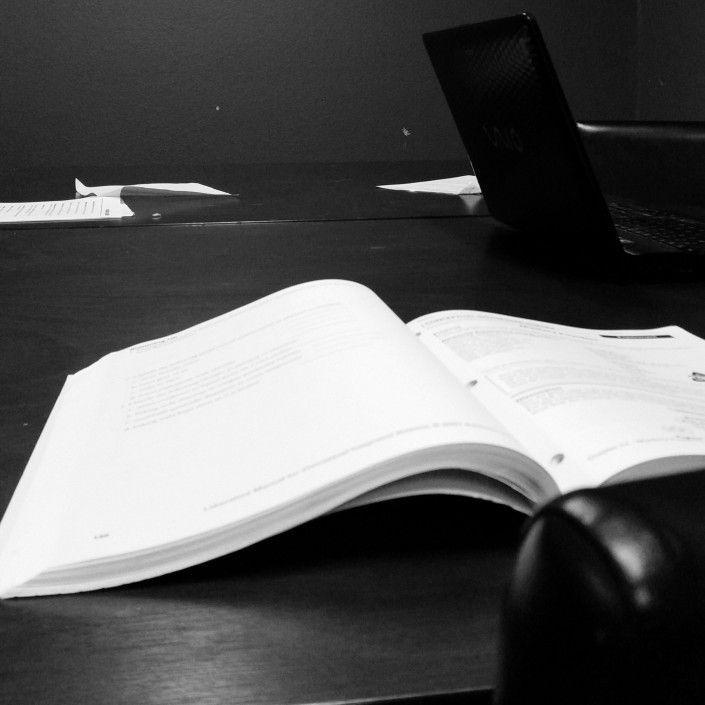 The Study Room [Student Blog]