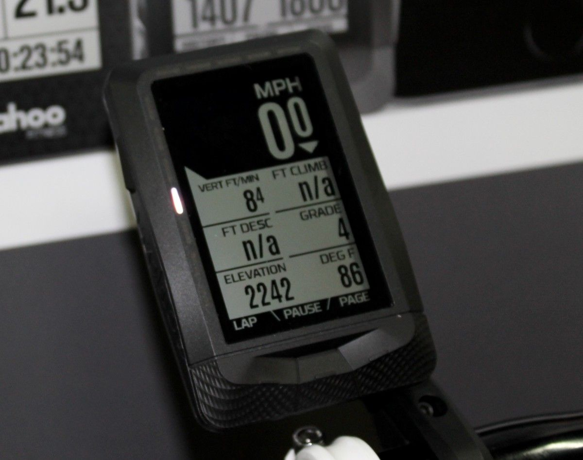 Wahoo Fitness Releases New Easy-to-Use ELEMNT GPS Unit