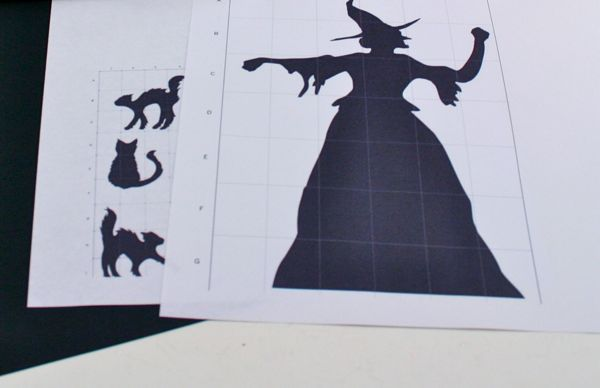 Martha Witch Silhouette Template Keep Calm And Craft On Product Review Of The Card Al