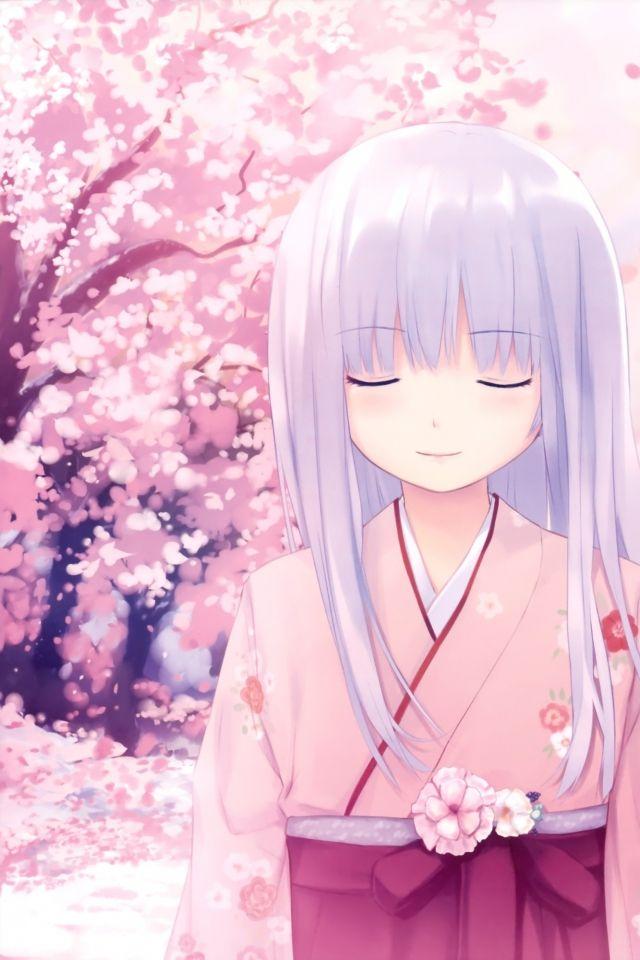 Pin On Anime Kimono S
