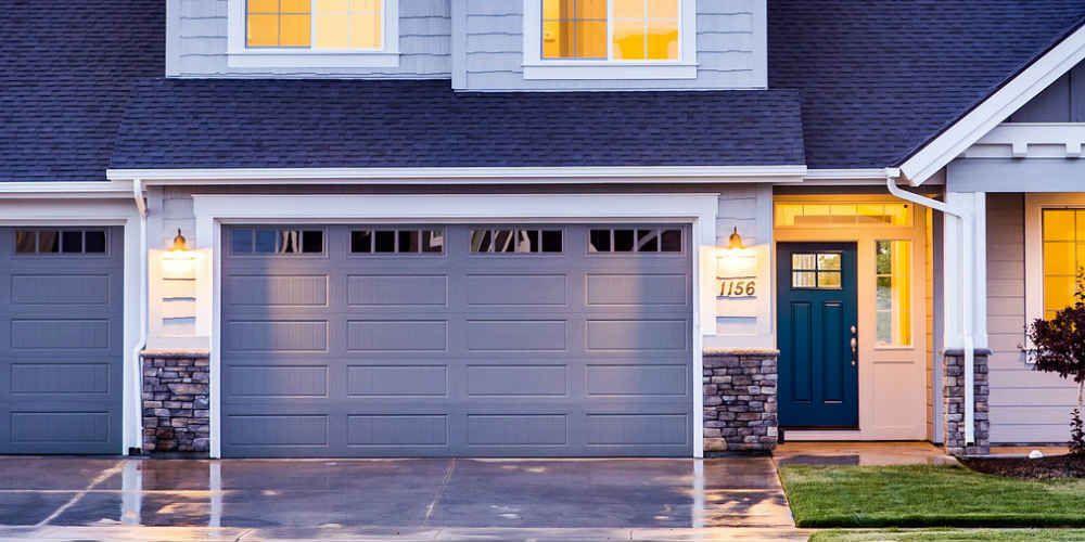 How To Insulate Your Garage And Why Every Homeowner Should Garage Door Styles Door Insulation Garage Door Insulation