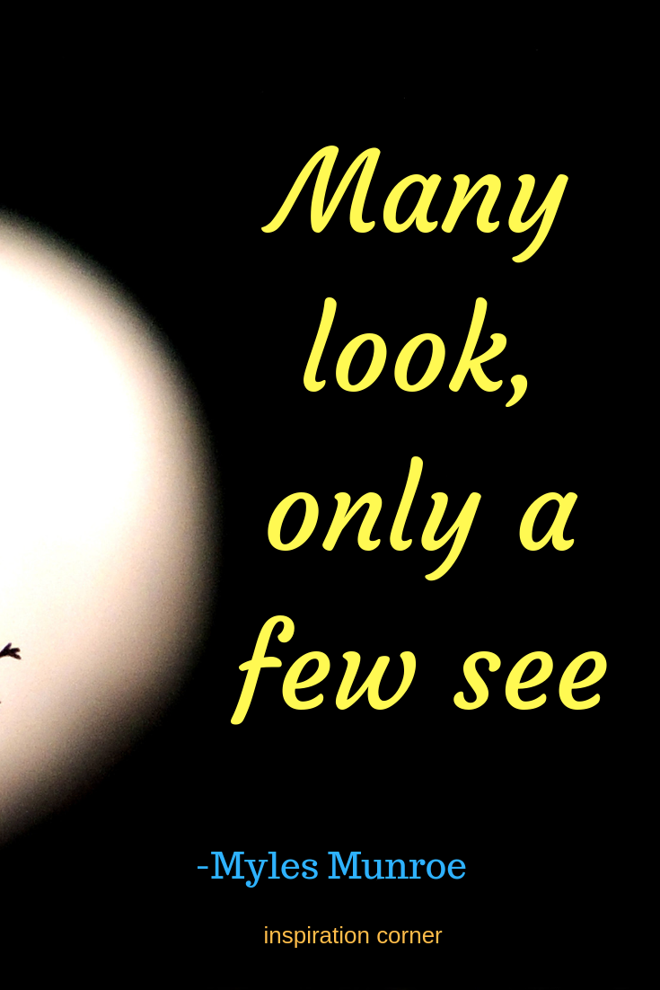 Myles Munroe inspirational quote about perception. Many ...