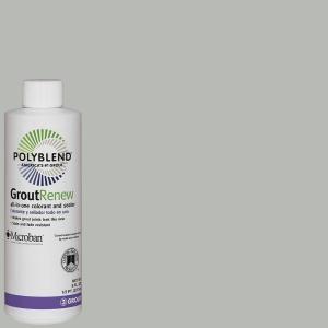 Floor - grout colorant/sealant, Cape Gray or Delorean Gray, $13 @ Home Depot
