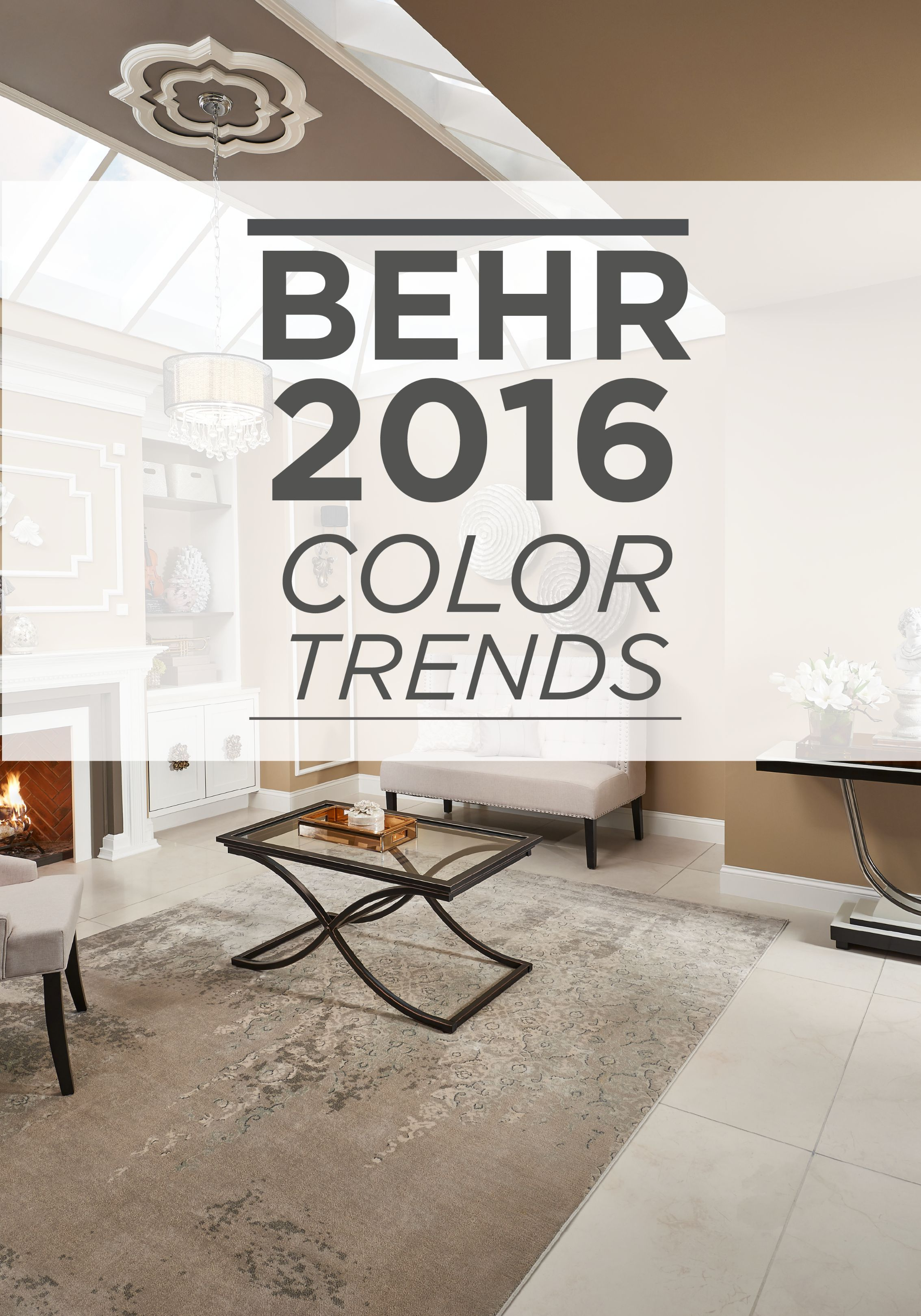 2015 Behr Color Trends Bedrooms Behr colors and House