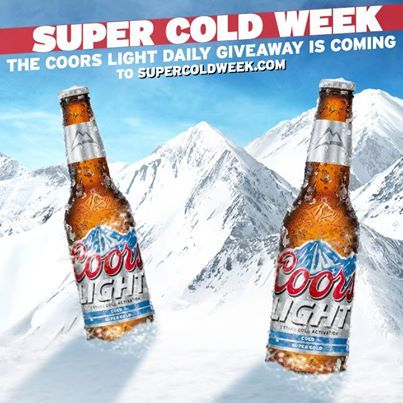 Super Cold Week || Sweepstakes and Giveaways http://www.sweepstakesandgiveawayshub.com/
