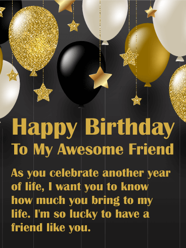 Remarkable Birthday Wishes For Friend Happy Birthday Wishes Cards Birthday Funny Birthday Cards Online Chimdamsfinfo