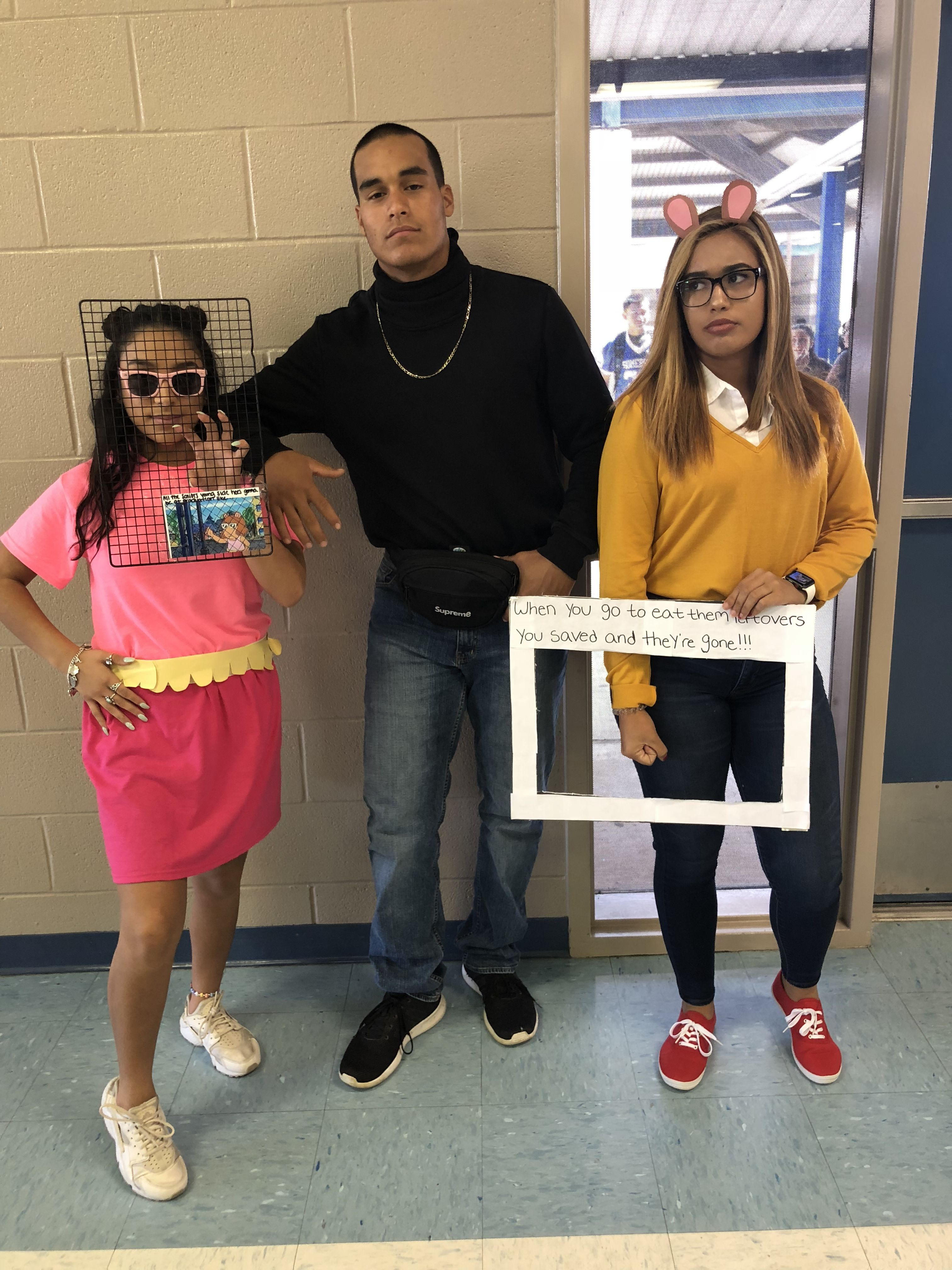 SPIRIT WEEK Meme day Spirit week outfits, Halloween