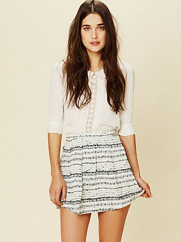 Ribbon Fit and Flare Mini Skirt  http://www.freepeople.com/whats-new/ribbon-fit-and-flare-mini/