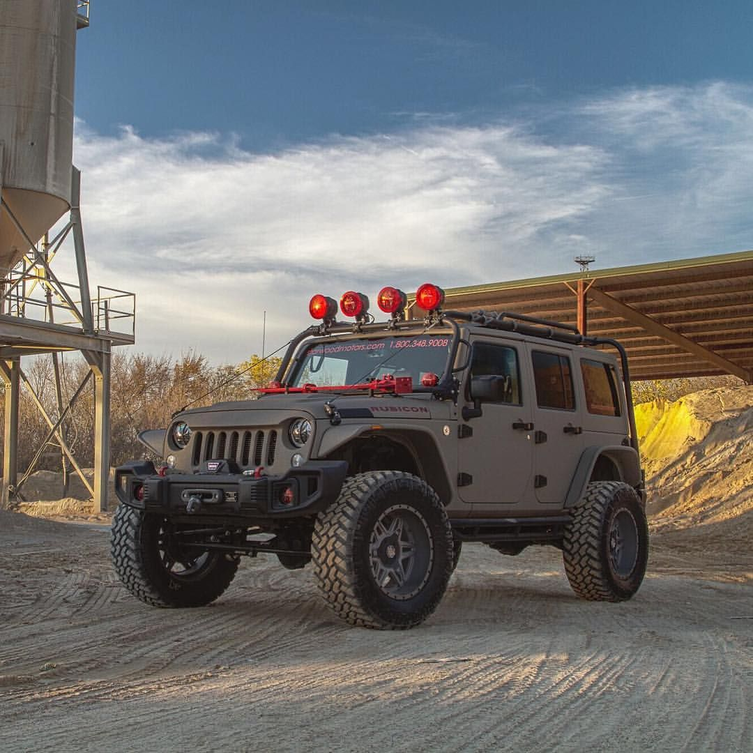 "Starwood Motors® on Instagram ""starwood custom. jeep"