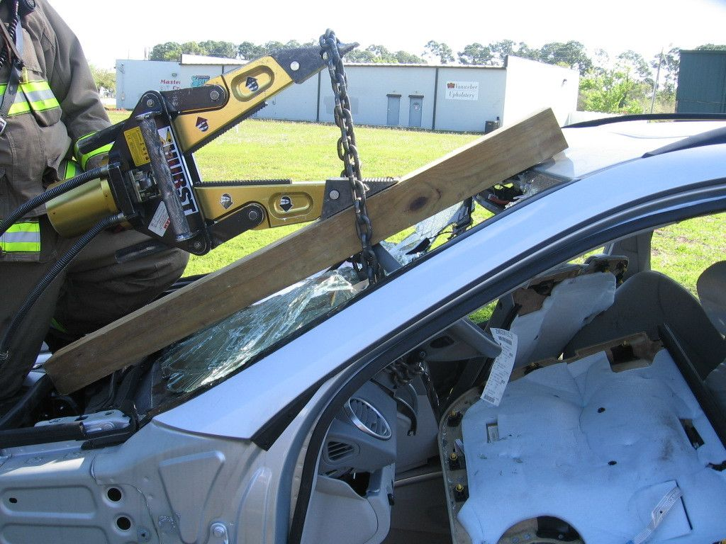 Extrication Quick Tip 38 Alt Steering Wheel Lift