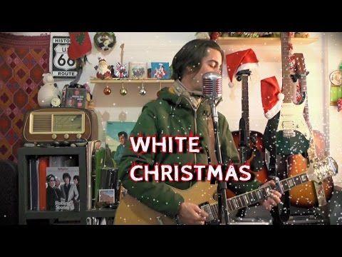 White Christmas - guitar/harmonica/vocals/tambourine cover