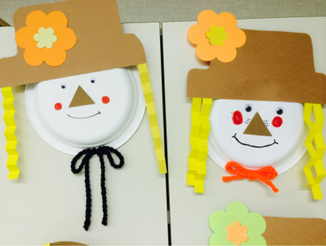 Let\u0027s Go Chipper Recycle Craft | Paper Plate People & Paper Plate Girl | Motor skills