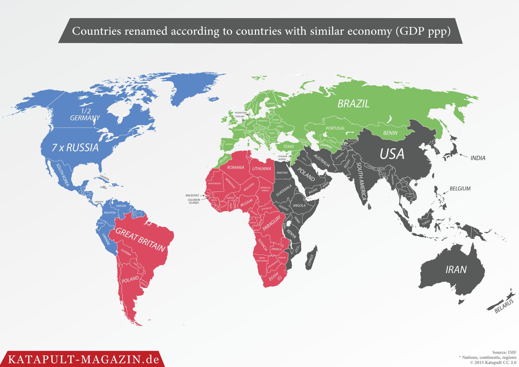 Worldmap economy comparison curiosidades pinterest worldmap worldmap economy comparison gumiabroncs Images