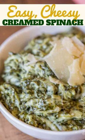 The Best Creamed Spinach Recipe - Dinner, Then Des