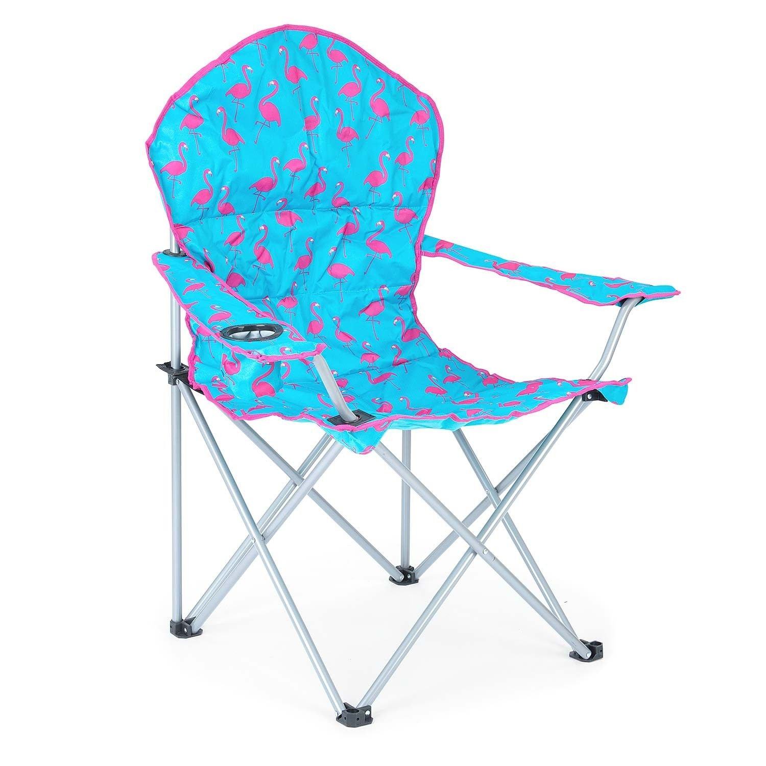 Trail Deluxe Flamingo Camping Chair Camping chairs