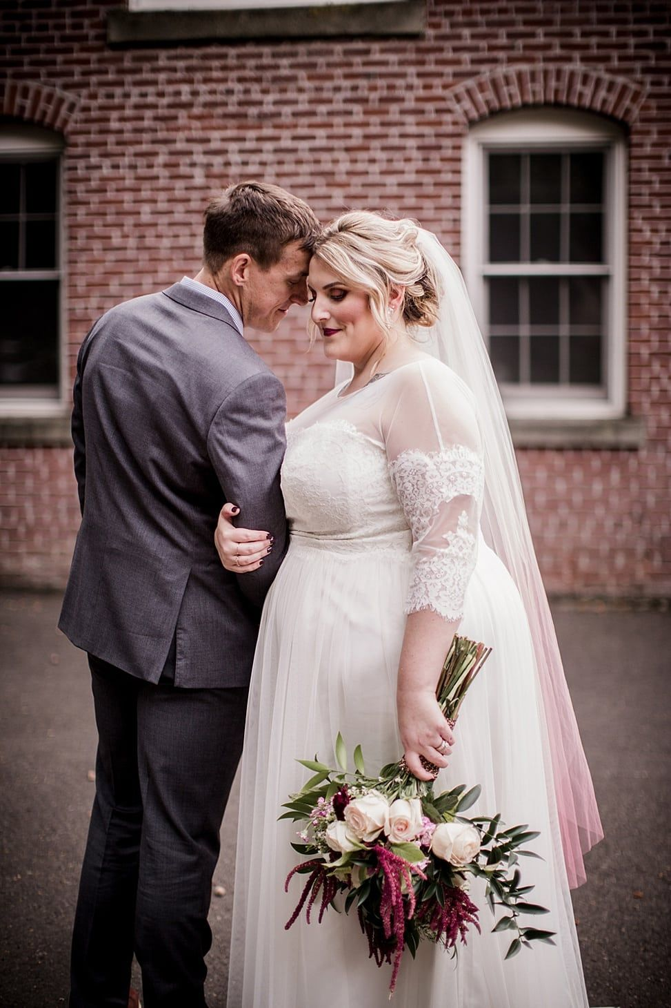 Our 15k Wedding With Bourbon Beer And Love A Practical Wedding Practical Wedding Wedding Plus Size Brides