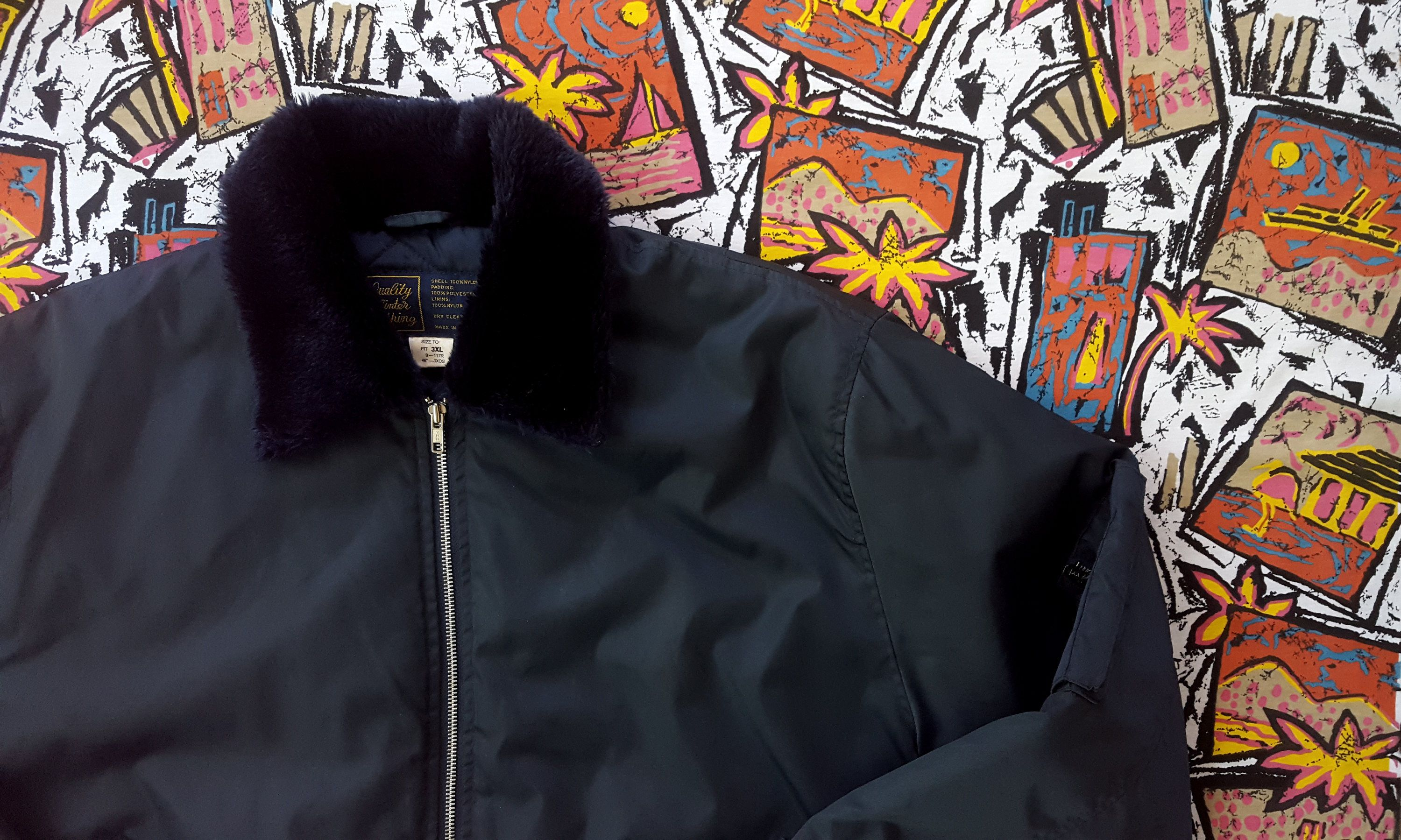 This item is unavailable Flight jacket, Collar jackets