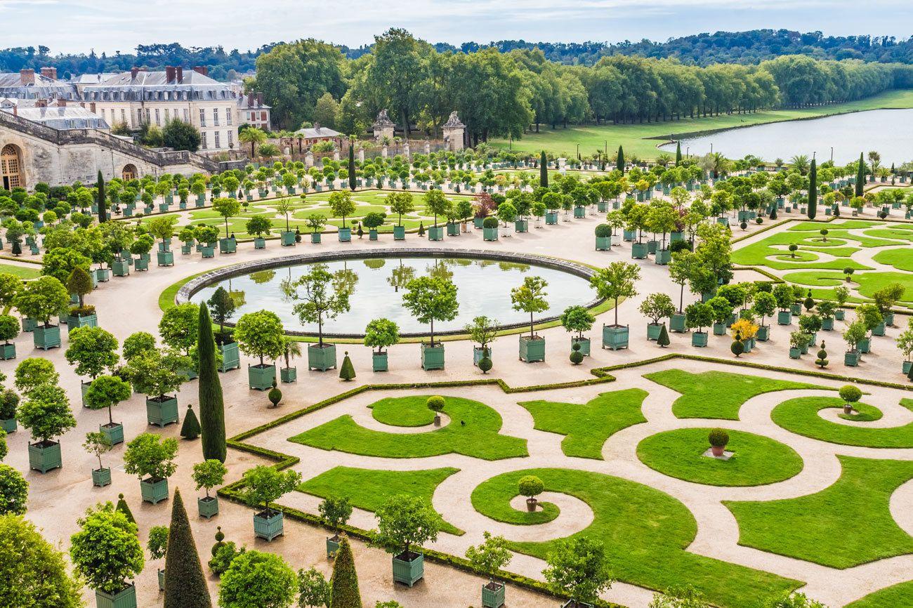 Jardines De Versalles Francia Santiago 41 Versailles