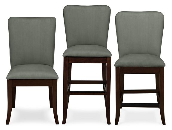 American Signature Furniture   Lily Dining Room Collection Side Chair $69.99