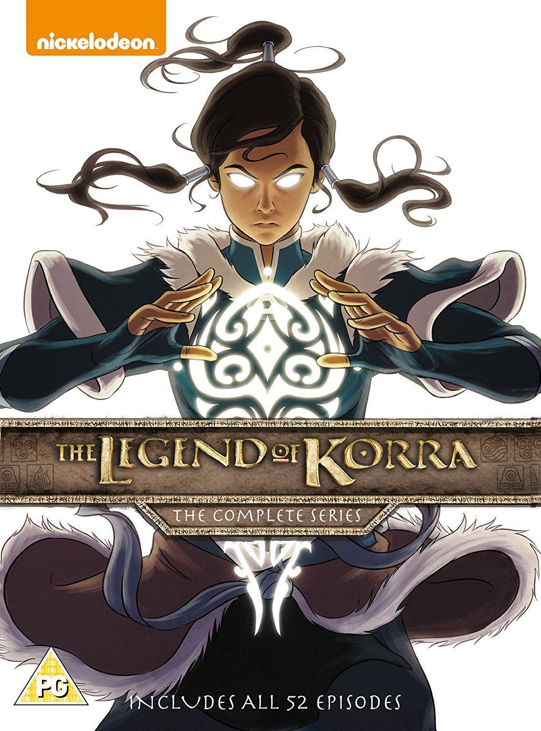 The Legend Of Korra The Complete Series Dvd Amazon Co Uk