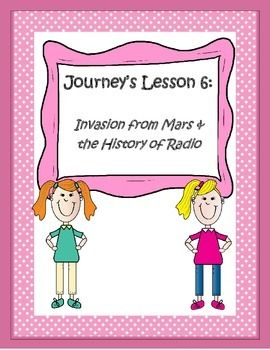 Journeys 4th grade unit 2 lesson 6 invasion from mars journeys 4th grade unit 2 lesson 5 invasion from mars if you are using fandeluxe Images