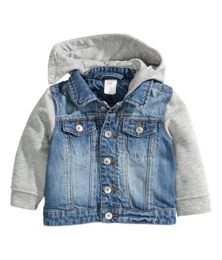 362b01977 H M baby boy jacket!