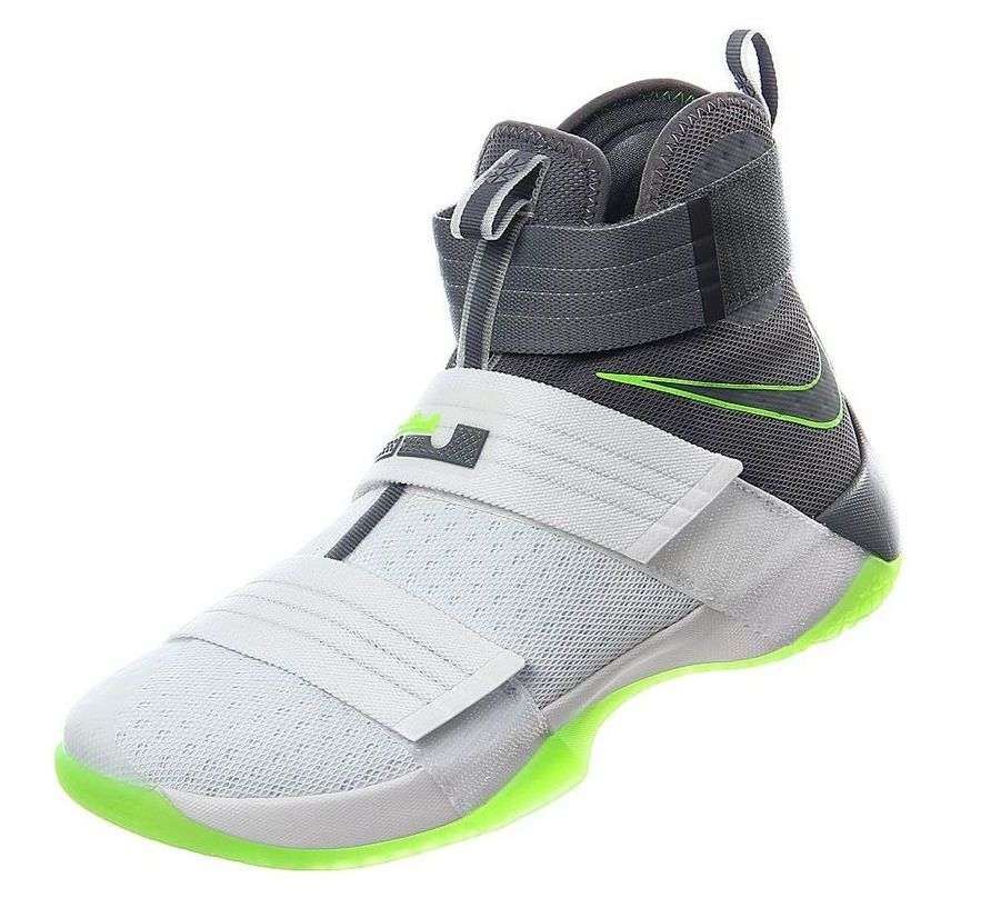 Detailed Images Of The Nike LeBron Zoom Soldier 10 Dunkman • KicksOnFire.com