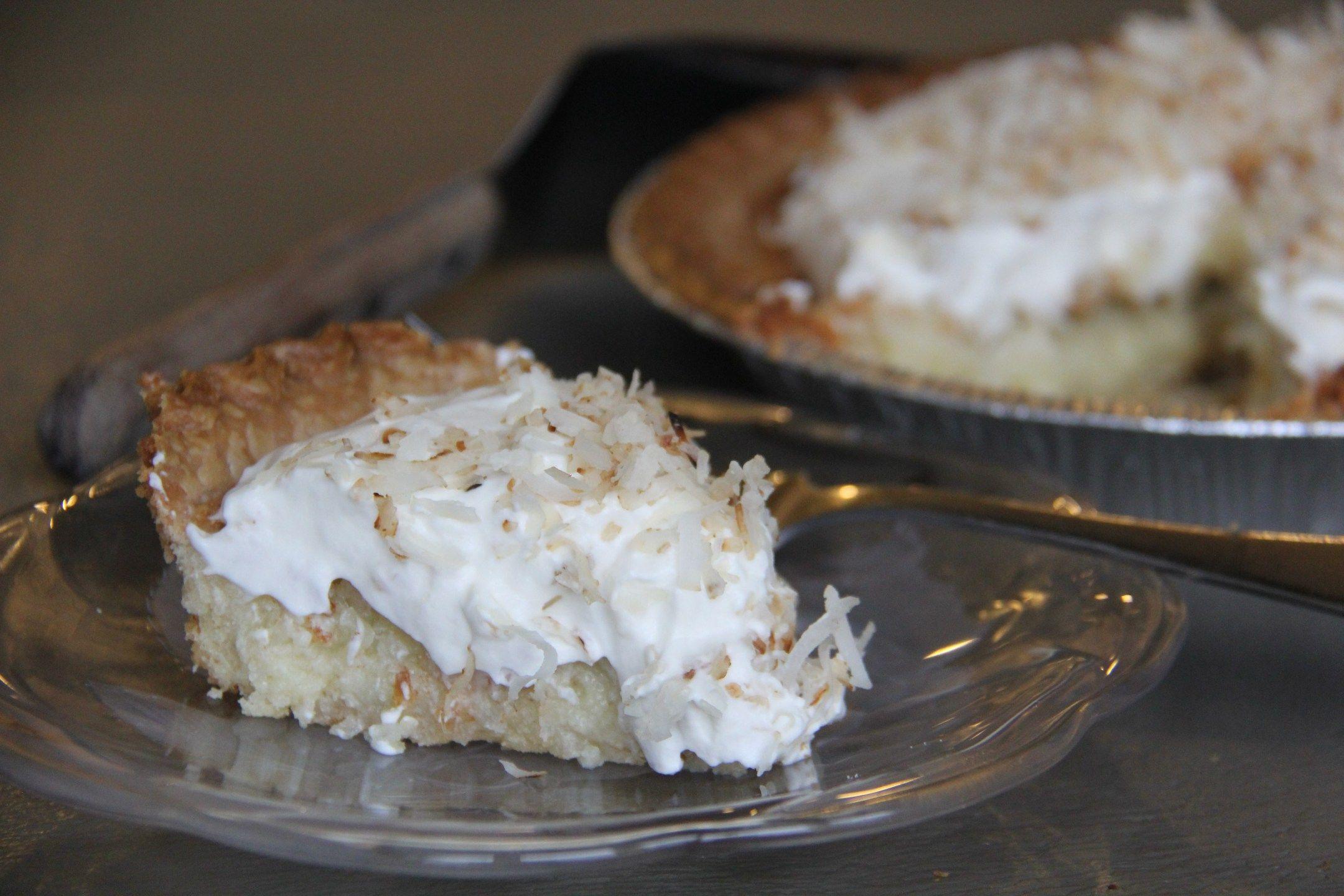 Laura Bush S Texas Buttermilk Coconut Pie Coconut Pie Buttermilk Coconut Pie Recipe Cowboy Cookies