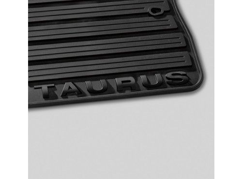 Oem New 2010 2018 Ford Taurus Front Black Thermoplastic Rubber Dg1z 5413300 Da 2012 Ford Taurus Taurus Thermoplastic Rubber
