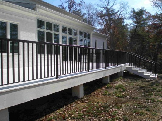 Best Home Decor Deck Railing Metal With Images Deck 400 x 300