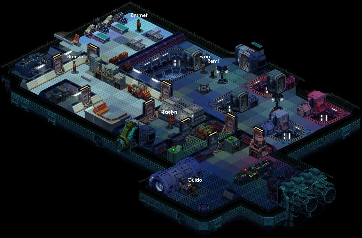 Space Colony Sim Space Haven Arriving In 2019 Space