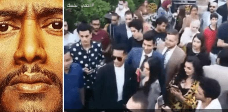 شقيقة محمد رمضان حفل زفاف ينتهى في قسم الشرطة Sister Wedding Mona Mona Lisa