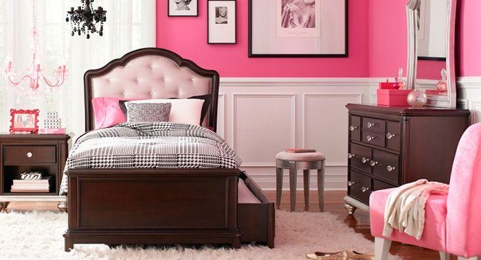 Girls Bedroom Suite Girls Bedroom Furniture Rooms To Go ...