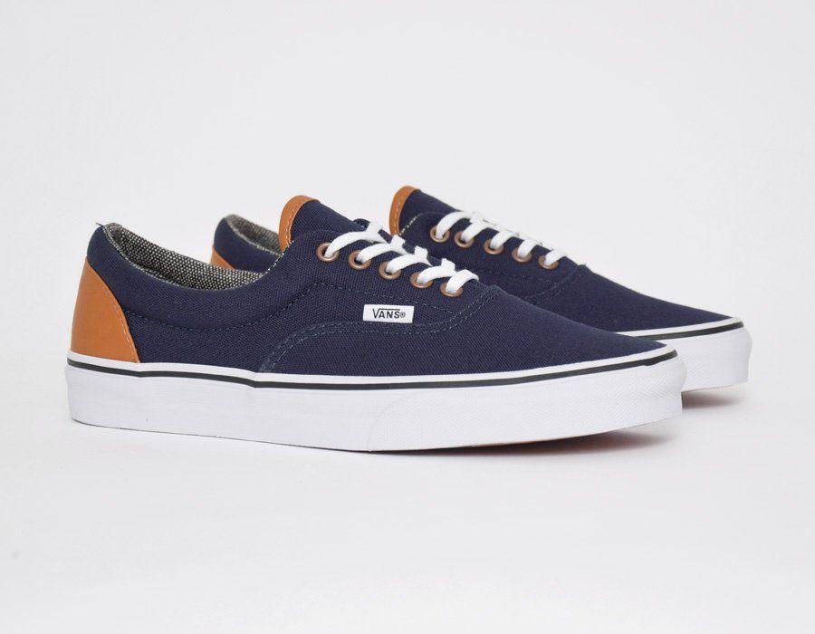 4dfb3a5d5f9443 Vans Era CL Dress Blue Tweed  sneakers