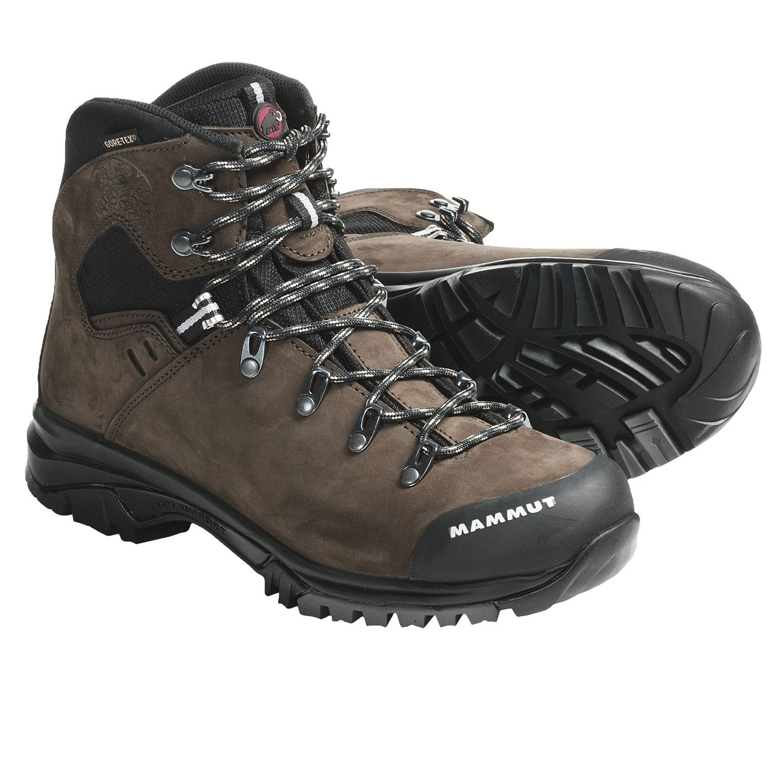 352f99d63e0a Mammut Mt. Vista Gore-Tex® Hiking Boots - Waterproof