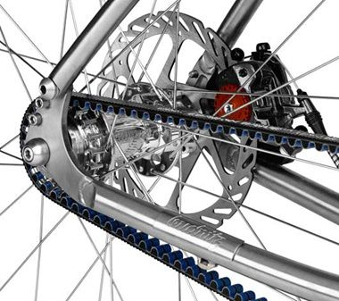 Gates Carbon Drive Belt System Bike Brands Bike Belt Drive