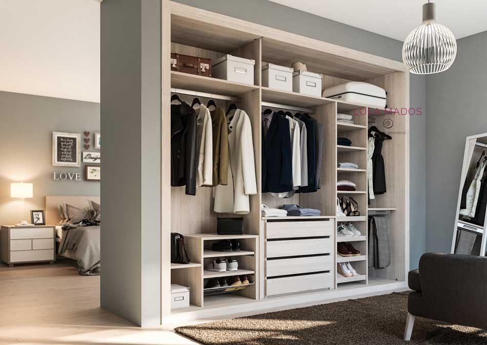 Interior armario empotrado para 3 puertas correderas | download ...