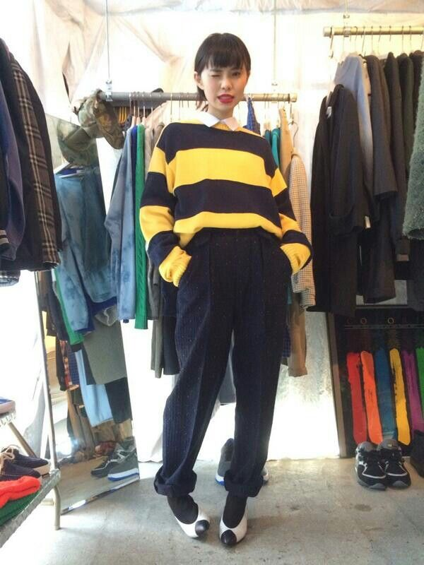 "Japanese model ""RUKO"""