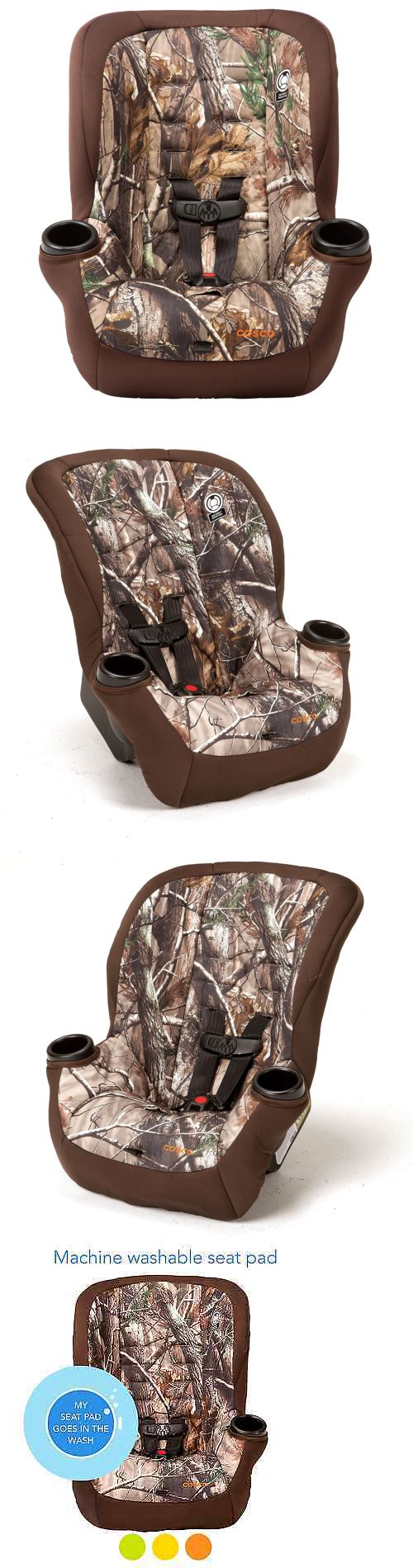 Baby Kid Stuff Convertible Car Seat Infant Toddler Carrier Chair Safety Realtree Camo Boy