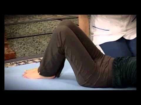 Cviky na chrbticu v ľahu - cviky na chrbticu v ľahu na chrbte - VIDEO Ako sa to robí.sk