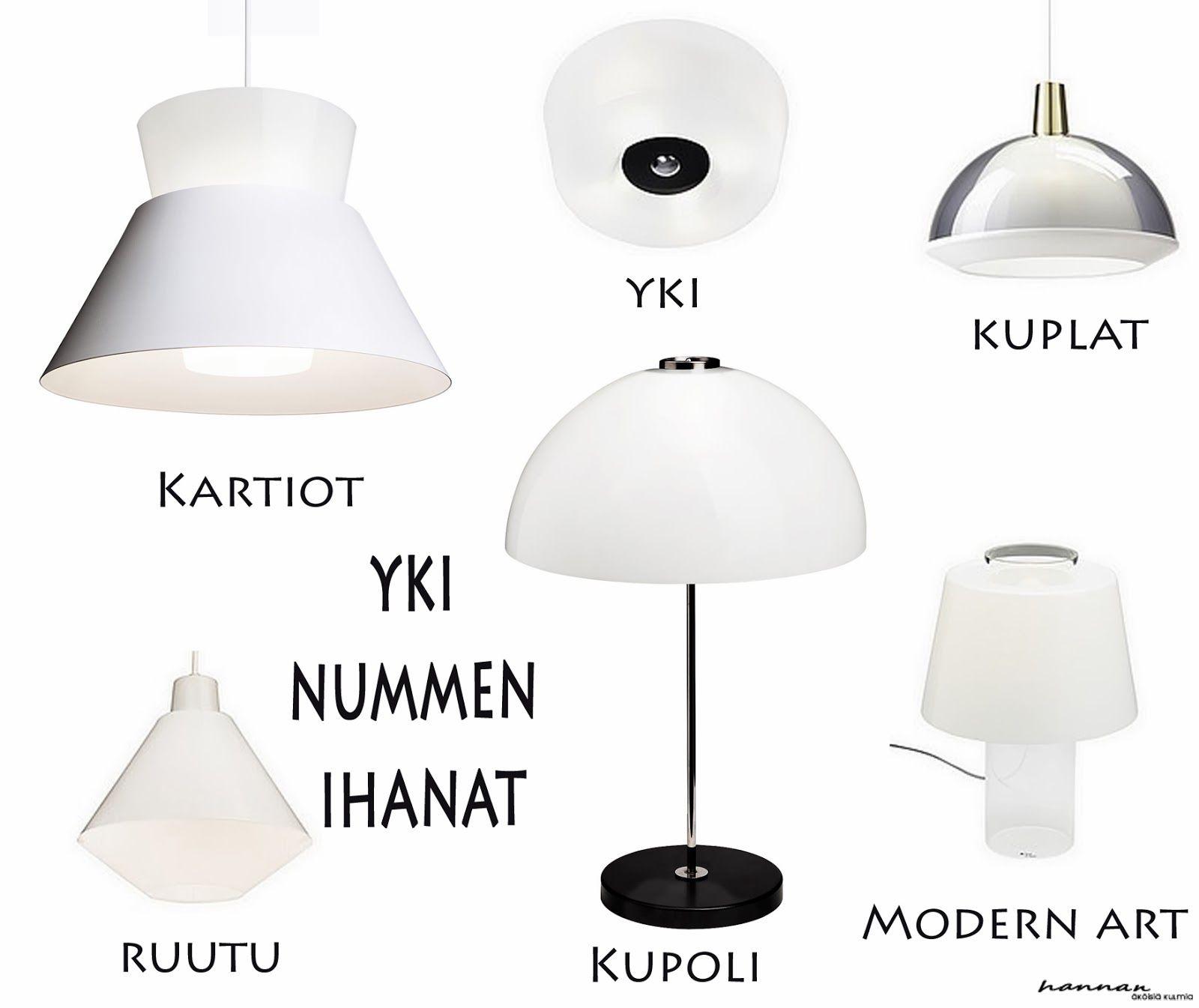 näköisiä kulmia: Valkoisia valaisimia