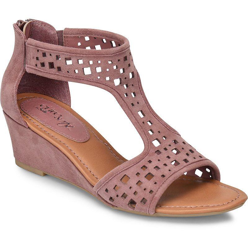 f70cae971447 Eurosoft Mesa Womens Wedge Sandals